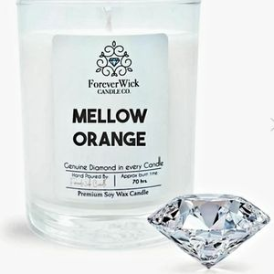 *1 Left!!* Forever Wick Candle 🕯️ in Citrus